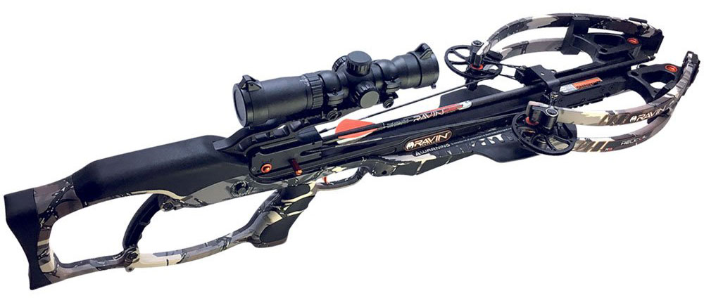 Ravin Crossbows R9