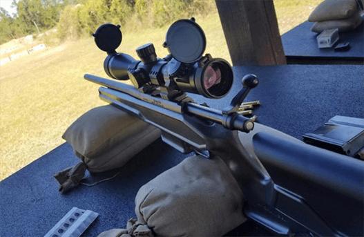 Athlon Riflescope Argos