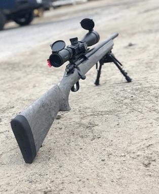 Bushnell Engage Riflescope